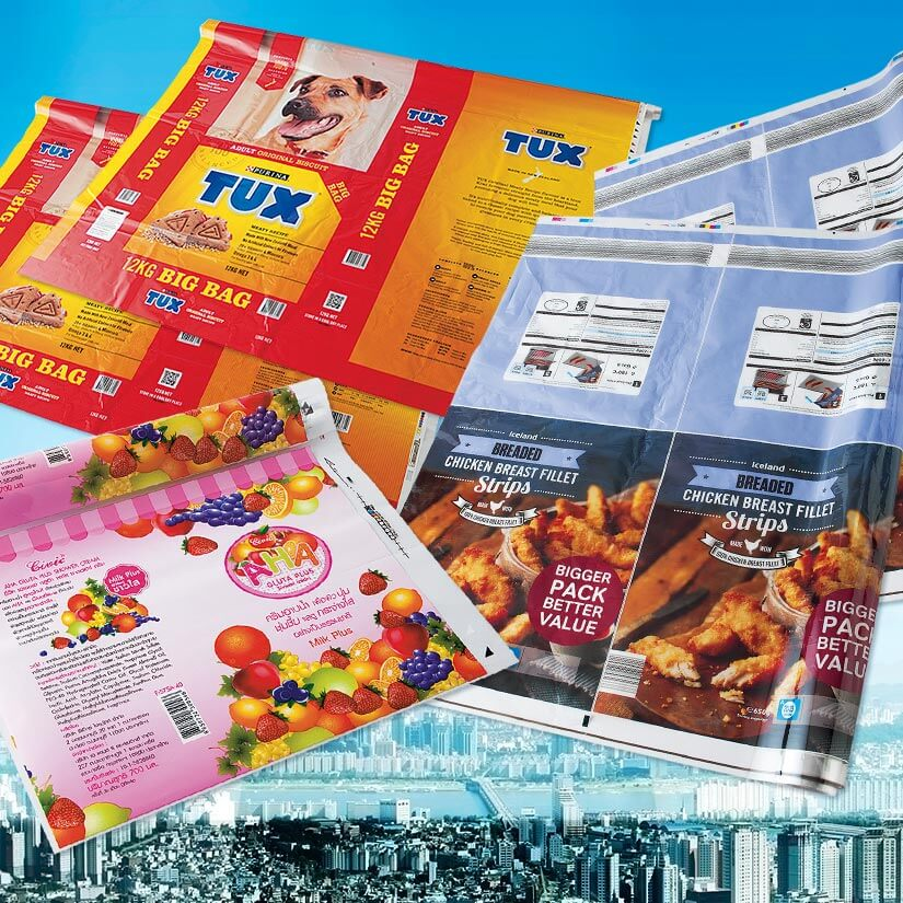 Flexography Gravure (Label and Tags)